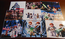 9 LEGO® Star Wars Stickers, Party, Favors, Birthday, Labels