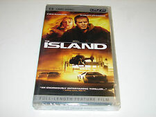 The Island (PSP UMD MOVIE, 2006)    ***NEW SEALED***