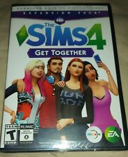The Sims 4 Get Together Expansion - Windows PC Mac - NEW & SEALED