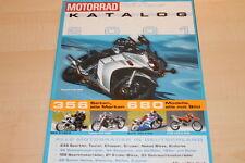 SV0089) Motorrad Katalog Nr. 32 - 2001