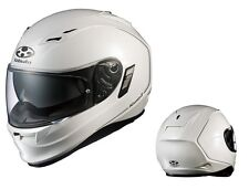 NEW OGK KABUTO KAMUI 2 Pearl WHITE M Medium  Full face Helmet Japanese Model