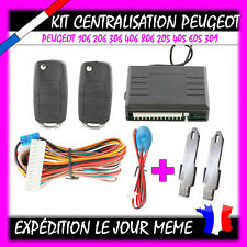 KIT CENTRALISATION A DISTANCE PEUGEOT 205