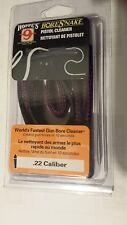 22 .22 22LR .22LR Caliber Pistol Gun Hoppe's Bore Snake Cleaner Free Shipping