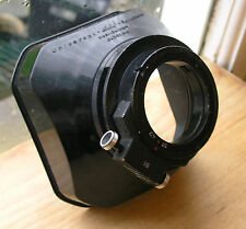 genuine Linhof Lens Hood  filter holder  51 42  clamp on  51mm & 42mm