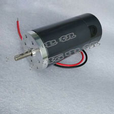 1Pcs DC12V 38SRZ Carbon Brush Motor 3000RPM Large Torque With Ball Bearing