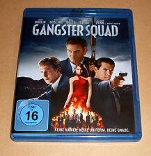 Blu Ray - Gangster Squad - Josh Brolin - Sean Penn - Ryan Gosling - Gangsterfilm