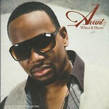 Avant: When It Hurts PROMO w/ Artwork MUSIC AUDIO CD Album Instrumental 2 tracks