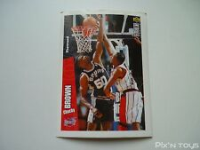 Stickers UPPER DECK Collector's choice 1996 - 1997 NBA Basketball N°62
