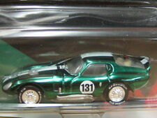 2005 KENTUCKY DERBY GREEN CHROME 1965 SHELBY COBRA DAYTONA w/RR's ~ 1,500 LE