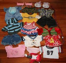 Build-a-Bear mixed clothes lot #2