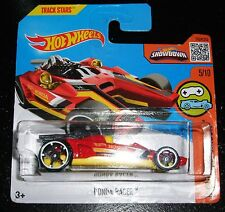 Hot Wheels 2016 Honda Racer #5/10 - circuito digital Hw Rojo Moc