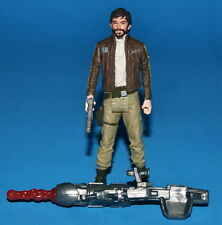 STAR WARS ROGUE ONE CAPTAIN CASSIAN ANDOR TOYS R US EXCLUSIVE LOOSE