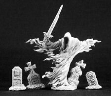 Grave Wraith Reaper Miniatures Dark Heaven Legends Undead Ghost Spirit Melee