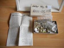 Resin Modelkit Karo-As Adler Kfz 13 on 1:35 in Box