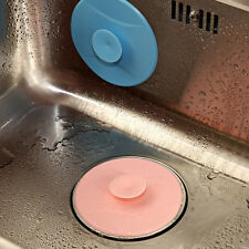 Rubber Bath Tub Sink Floor Drain Plug Kitchen Laundry Water Stopper Tool Hot T##