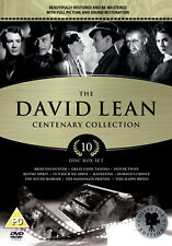 DAVID LEAN CENTENARY COLLECTION - DVD - REGION 2 UK