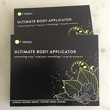 It WORKS ULTIMATE BODY APPLICATOR X4 WRAPS