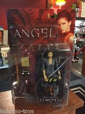 Buffy Vampire Slayer Action Figure MOC - Moore Angel Red You're Welcome CORDELIA
