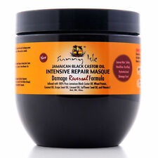 SUNNY ISLE JAMAICAN BLACK CASTOR OIL INTENSIVE REPAIR MASQUE 16 OZ