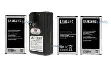 New 3x2800mAh OEM Battery+Charger for Sprint Samsung Galaxy S5 i9600/G900/G900P