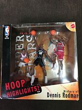 dennis rodman hoop highlights history of rodman figures