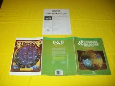 CM7 THE TREE OF LIFE DUNGEONS & DRAGONS TSR 9166 - 1 COMPANION MODULE