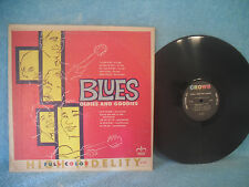 Blues--Oldies and Goodies, Crown Records 5238, BLUES, B.B. King, Etta James...