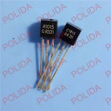 100pairs OR 200PCS TOSHIBA TO-92 2SA1015-GR/2SC1815-GR A1015-GR/C1815-GR