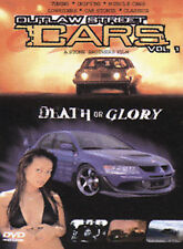 Outlaw Street Cars, Vol. 1: Death Or Glory,New DVD, Outlaw Street Cars, Drew Sto