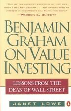 NEW Benjamin Graham on Value Investing: Lessons from the Dean of Wall Street by