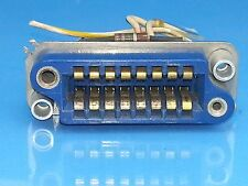 TEKTRONIX FEMALE PLUG IN CONNECTOR 585 545 574 535 581 531 581 A  500 series