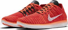 NIKE FREE RN FLYKNIT  SZ 14  831069 601  RUNNING SHOES