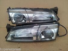 Nissan Silvia S14 OEM Kouki 240SX OEM Projector Glass Headlights Head Lights