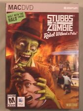 Stubbs the Zombie for Mac Power PC G4/G5 new sealed box