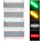20PCS Super Bright 3LED Module 5050 SMD Waterproof Light Lamp Decorate DC 12V