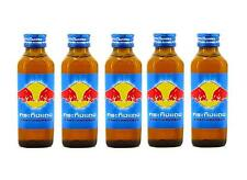 Genuine & Original Thai Red Bull Krating Daeng 5 Bottle Energy Drink 150 ml NEW