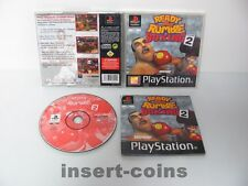 Ready to Rumble Boxing Round 2   -   Playstation 1 / PS1 / PSX / Pal / R16