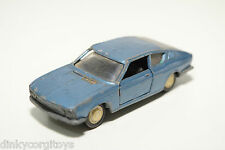 SCHUCO 821 AUDI 100 COUPE METALLIC BLUE EXCELLENT CONDITION