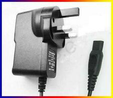 UK CHARGER POWER LEAD CORD FOR PHILIPS SHAVER QT4090 QC5115 QC5120 QC5125 QC5130