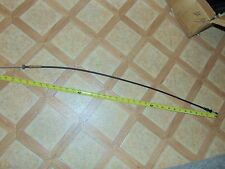 """Nos Vintage PPT PassePartout Twin Tracked Vehicle Brake Cable 36 1/2"""""""