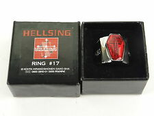MOVIC HELLSING RING #17 Cosplay