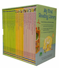 My First Reading Library 50 Books Set - Early Readers Learn To Read Easy Kids