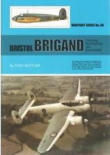 Warpaint Series No.68 Bristol Brigand By Tony Buttler Reference Book #WPT068