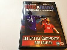 REDS AND BLUES THE BALLAD OF DIXIE AND KENNY DVD - UK RELEASE - FAST FREE POST