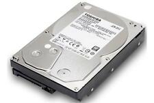 "TOSHIBA 3TB Internal Hard Disc Sata Drive HDD 3.5"" 7200 RPM, 2 Yr. Warranty"