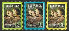 COSTA RICA/ Vögel MiNr 1029/31 **