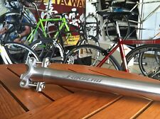 RIKULAU Titanium Seatpost; 31.6 mm OD; 0 mm Offset; Weight: 300g; SPTi-31.6-1