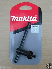 "GENUINE MAKITA 13mm 1/2"" CHUCK KEY 6013B 6013BR 63004 6300LR 8419B DA6301 DRILLS"