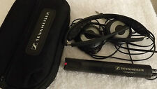 New Sennheiser PXC 250 Travel Stereo Headphones Noise Cancelling - Black