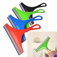 Magnetic Window Double Side Glass Wiper Useful Cleaner Cleaning Brush Pad Car
